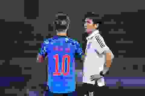 HLV U23 Nhật Bản thất vọng sau khi bị loại khỏi giải U23 châu Á