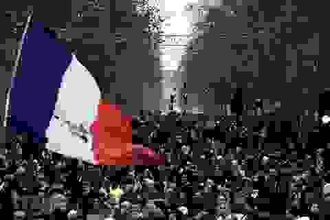 Pháp: Tiếp tục biểu tình quy mô lớn phản đối cải cách hưu trí