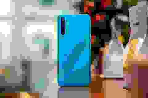 Realme tung smartphone phổ thông sở hữu 4 camera