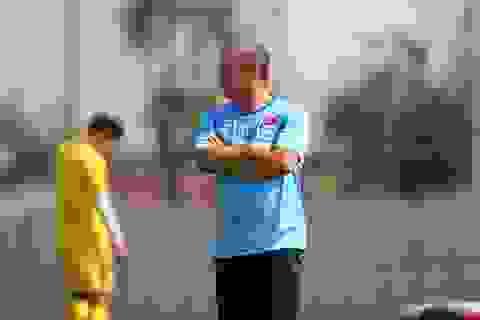 HLV Park Hang Seo đăm chiêu, tính kế chờ đấu U23 Jordan