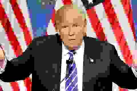 Tổng thống Trump nói xứng đáng được giải Nobel Hòa bình