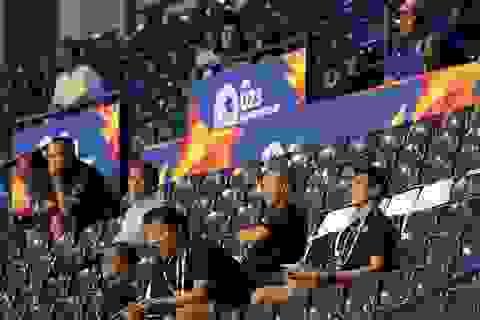 HLV Park Hang Seo trực tiếp do thám U23 Jordan và U23 Triều Tiên