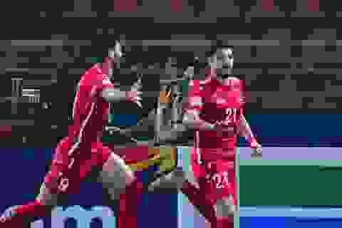 """U23 Nhật Bản 1-2 U23 Syria: """"Những chiến binh Samurai xanh"""" bị loại"""