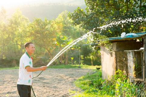 """Hơn 1.000 hộ dân thoát cảnh """"khát"""" nước sạch trước thềm Tết Nguyên đán"""