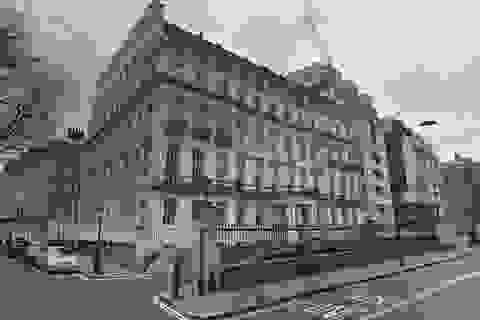 Trùm BĐS Trung Quốc gây choáng với việc phá vỡ kỷ lục mua siêu biệt thự tại Anh