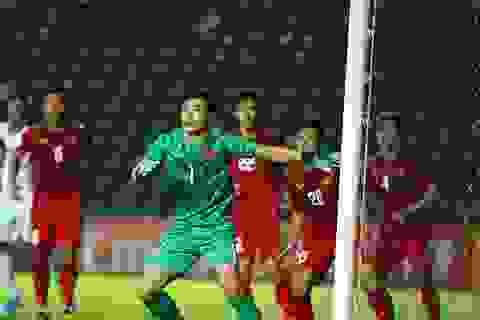 """Thủ môn Bùi Tiến Dũng: """"Các đối thủ đã quá hiểu U23 Việt Nam"""""""