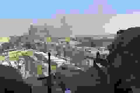 Tấn công bằng rocket rung chuyển căn cứ Mỹ tại Iraq giữa lúc căng thẳng