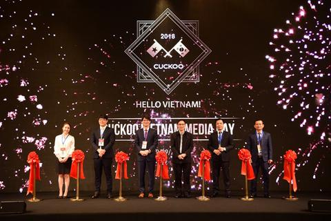Cuckoo Việt Nam : Một năm đồng hành cùng gia đình Việt