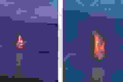Núi lửa Philippines phun trào dung nham đỏ rực, dân khốn khổ vì tro bụi dày đặc