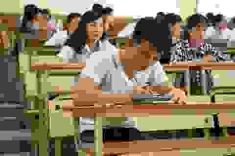 Cả nhà mất vui vì kết quả thi cuối học kì của con
