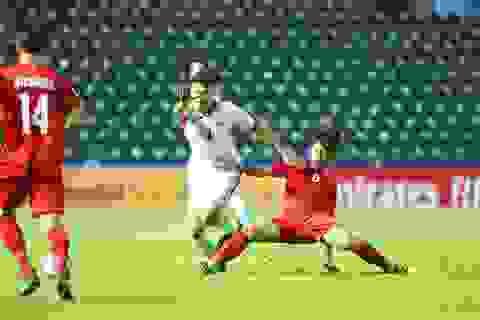 Lịch sử đối đầu giữa UAE và Jordan ủng hộ U23 Việt Nam... đi tiếp
