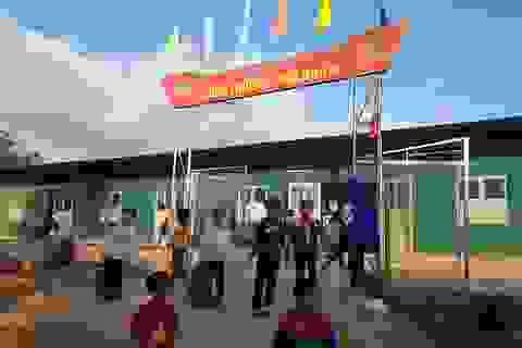 Học sinh Pà Khốm ở độ cao 1000m đã không còn bỏ học