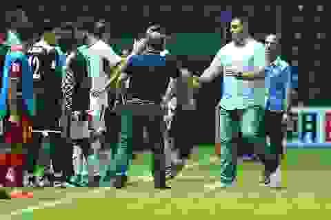HLV U23 Jordan nói nước đôi trước trận gặp U23 UAE
