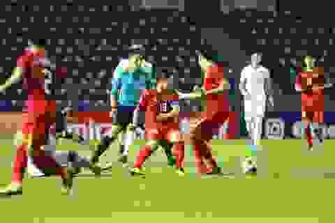 U23 châu Á 2020 tính thứ hạng các đội tại vòng bảng như thế nào?