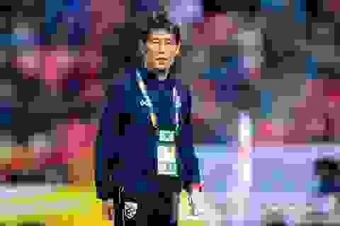 HLV Akira Nishino quyết giúp U23 Thái Lan giành vé đi tiếp