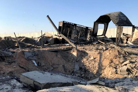 Video tiết lộ cảnh tan hoang tại căn cứ Mỹ sau khi bị Iran tấn công