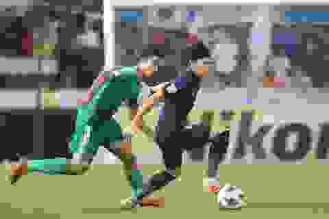 U23 Thái Lan giành vé vào tứ kết nhờ bản lĩnh và sự quả cảm