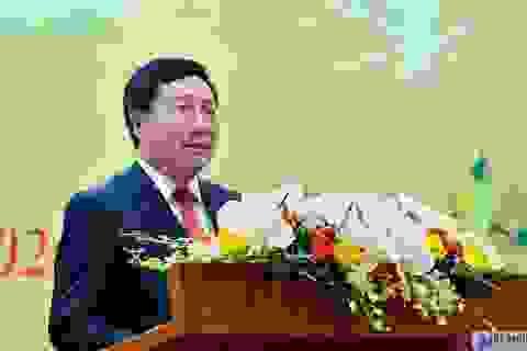 Việt Nam sẽ thúc đẩy vai trò trung tâm của LHQ, đề cao chủ nghĩa đa phương và luật pháp quốc tế