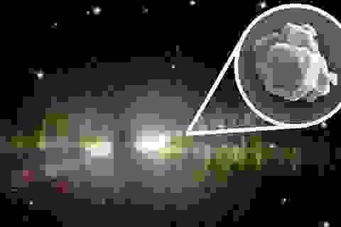 Phát hiện bụi liên sao cổ nhất được tìm thấy trên Trái đất