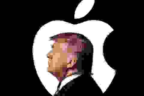 Tổng thống Trump chỉ trích Apple vì không giúp mở khóa iPhone của kẻ xả súng
