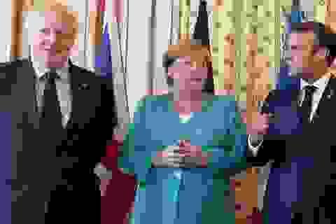 """Anh, Pháp, Đức """"giáng đòn"""" lên Iran giữa lúc căng thẳng"""