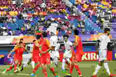 Chỉ thắng sát nút U23 Trung Quốc, U23 Iran dừng bước tại giải U23 châu Á