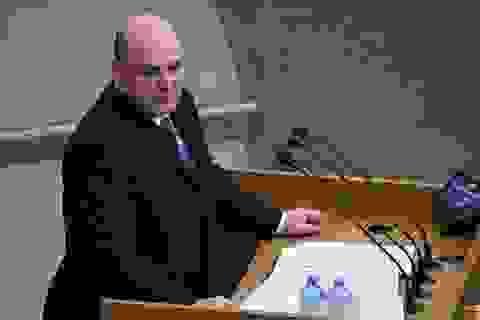 Ông Mishustin chính thức trở thành thủ tướng Nga