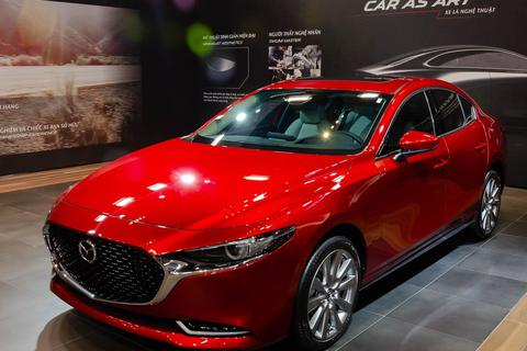 Đã có trường hợp Mazda3 tại Việt Nam bị lỗi hệ thống phanh tự động khẩn cấp