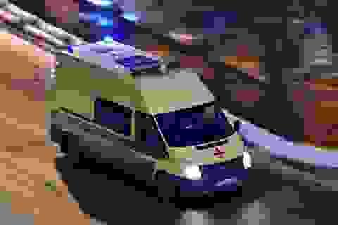 Nổ súng ở tòa án Nga, 1 người chết và 1 người bị thương nặng