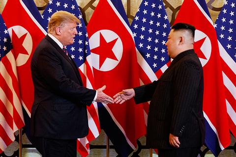 """Ông Trump: Đàm phán với Triều Tiên """"như một ván cờ hay"""""""