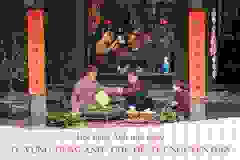 Học tiếng Anh mỗi ngày: Khám phá từ vựng thú vị về chủ đề Tết