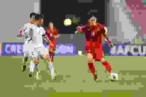 U23 Việt Nam xếp trên Nhật Bản, Trung Quốc ở giải U23 châu Á 2020