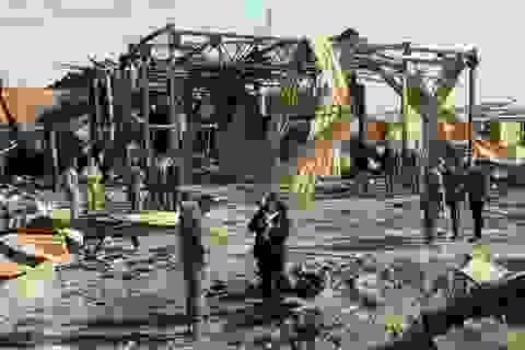 Nhiều binh sĩ Mỹ bị chấn động não sau vụ tấn công tên lửa của Iran