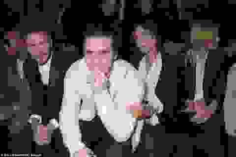 Gia đình Beckham nổi bật khi đi xem show thời trang