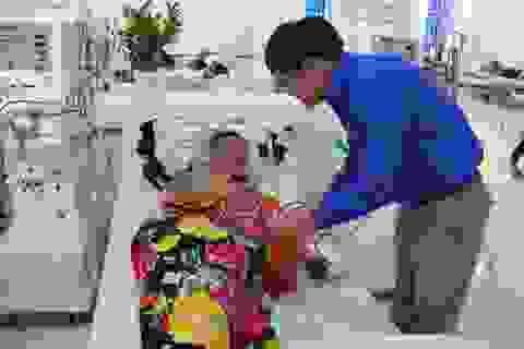 Món quà ý nghĩa mang Tết đến sớm với 187 bệnh nhân nghèo chạy thận