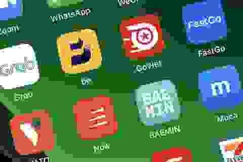 """Chạy đua siêu ứng dụng: """"Tiền nhiều"""" chưa phải là tất cả"""