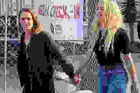 Vợ cũ Johnny Depp có bạn gái mới