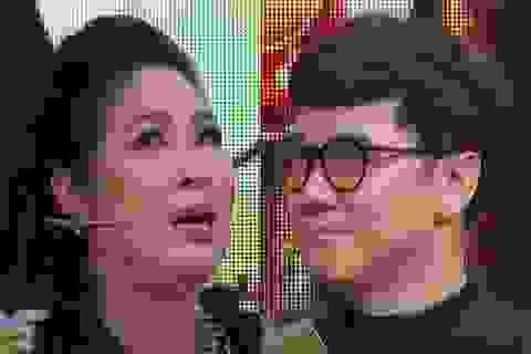 NSND Hồng Vân bật khóc khi chưa từng nói lời cảm ơn với đàn anh Thành Lộc