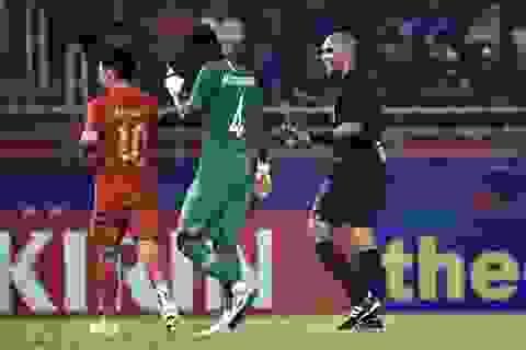 Trọng tài loại U23 Thái Lan khoá trang cá nhân vì chịu sức ép quá lớn