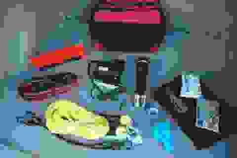 Những vật dụng nên có trên xe trong mỗi hành trình