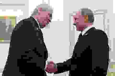 """Tổng thống Séc: """"Chỉ kẻ ngốc mới phủ nhận sự mạnh mẽ của ông Putin"""""""