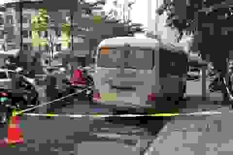 Hà Nội: Tài xế đột tử trên chiếc xe phục vụ lễ tang