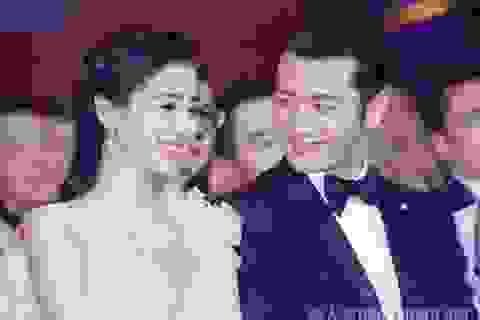 Huỳnh Hiểu Minh và Angelababy tổ chức sinh nhật cho con trai