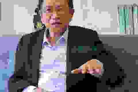 """GS Nguyễn Minh Thuyết: """"Nhiều đêm tôi và anh em không ngủ được vì áp lực"""""""