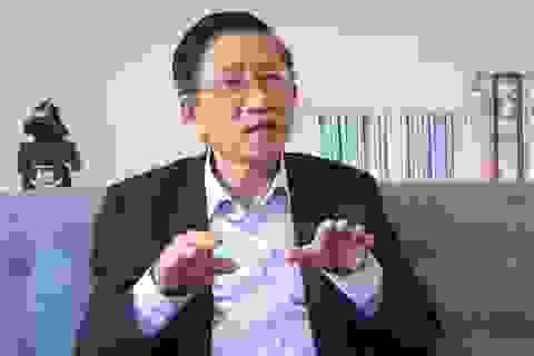 GS Nguyễn Minh Thuyết: Từng từ chối làm chương trình phổ thông vì công việc quá lớn