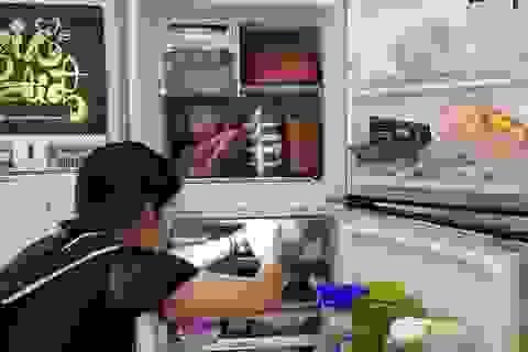Trữ thực phẩm ngày Tết, nguy cơ nhiễm chéo vi khuẩn độc hại