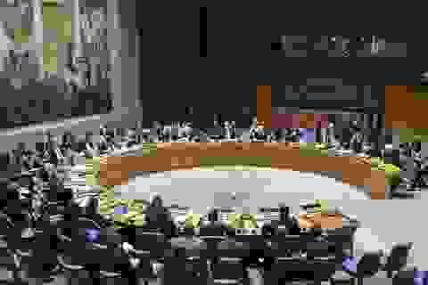 Việt Nam chủ trì phiên họp của Hội đồng Bảo an LHQ về tình hình Trung Đông