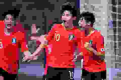 U23 Australia 0-2 U23 Hàn Quốc: Chiến thắng thuyết phục