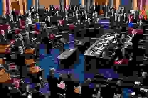 Tranh luận nảy lửa trong phiên xét xử Tổng thống Trump đầu tiên tại Thượng viện