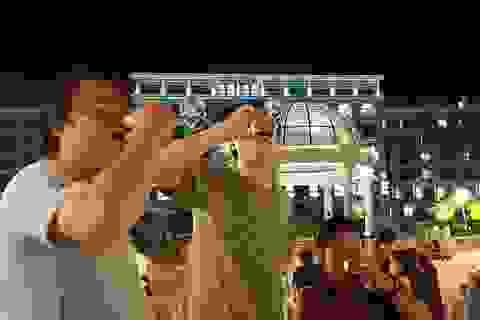"""Uống rượu bia ngày tết: """"Đủ vui thôi, đừng vui quá"""""""